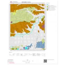 G24b2 Paftası 1/25.000 Ölçekli Vektör Jeoloji Haritası