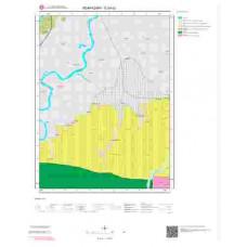 G24c2 Paftası 1/25.000 Ölçekli Vektör Jeoloji Haritası
