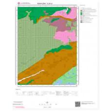 G24c3 Paftası 1/25.000 Ölçekli Vektör Jeoloji Haritası