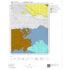 G24d1 Paftası 1/25.000 Ölçekli Vektör Jeoloji Haritası