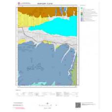 G24d2 Paftası 1/25.000 Ölçekli Vektör Jeoloji Haritası