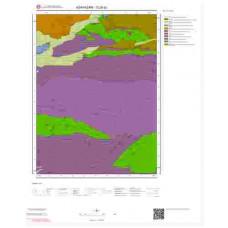 G25a2 Paftası 1/25.000 Ölçekli Vektör Jeoloji Haritası