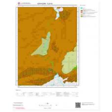 G25b2 Paftası 1/25.000 Ölçekli Vektör Jeoloji Haritası