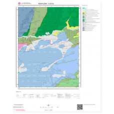 G25c3 Paftası 1/25.000 Ölçekli Vektör Jeoloji Haritası