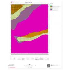 G27a2 Paftası 1/25.000 Ölçekli Vektör Jeoloji Haritası