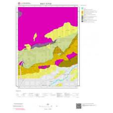 G27a3 Paftası 1/25.000 Ölçekli Vektör Jeoloji Haritası