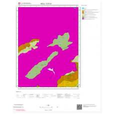 G27b1 Paftası 1/25.000 Ölçekli Vektör Jeoloji Haritası