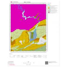 G27b2 Paftası 1/25.000 Ölçekli Vektör Jeoloji Haritası