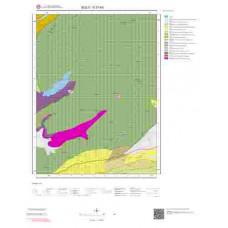 G27b3 Paftası 1/25.000 Ölçekli Vektör Jeoloji Haritası