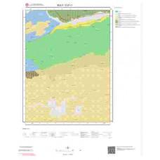 G27c1 Paftası 1/25.000 Ölçekli Vektör Jeoloji Haritası