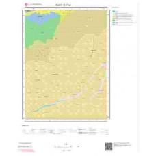 G27c2 Paftası 1/25.000 Ölçekli Vektör Jeoloji Haritası