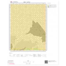 G27c4 Paftası 1/25.000 Ölçekli Vektör Jeoloji Haritası