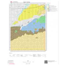 G27d2 Paftası 1/25.000 Ölçekli Vektör Jeoloji Haritası