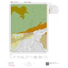 G28a3 Paftası 1/25.000 Ölçekli Vektör Jeoloji Haritası
