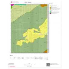 G28b2 Paftası 1/25.000 Ölçekli Vektör Jeoloji Haritası