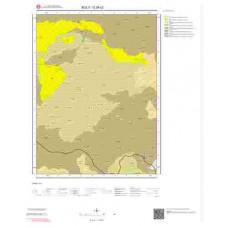 G28c2 Paftası 1/25.000 Ölçekli Vektör Jeoloji Haritası