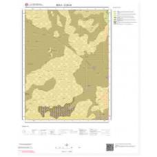 G28c3 Paftası 1/25.000 Ölçekli Vektör Jeoloji Haritası