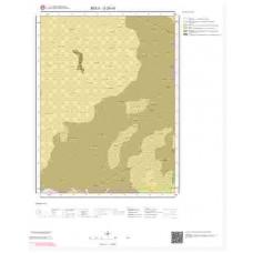 G28c4 Paftası 1/25.000 Ölçekli Vektör Jeoloji Haritası
