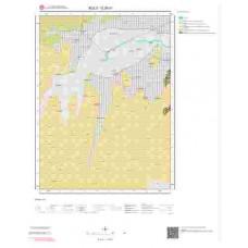 G28d1 Paftası 1/25.000 Ölçekli Vektör Jeoloji Haritası