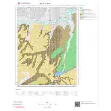 G28d2 Paftası 1/25.000 Ölçekli Vektör Jeoloji Haritası