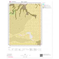G28d3 Paftası 1/25.000 Ölçekli Vektör Jeoloji Haritası