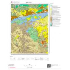 G29 Paftası 1/100.000 Ölçekli Vektör Jeoloji Haritası