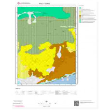 G29a2 Paftası 1/25.000 Ölçekli Vektör Jeoloji Haritası
