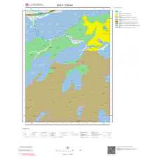 G29a3 Paftası 1/25.000 Ölçekli Vektör Jeoloji Haritası