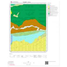 G30a1 Paftası 1/25.000 Ölçekli Vektör Jeoloji Haritası