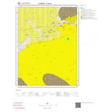 G30a3 Paftası 1/25.000 Ölçekli Vektör Jeoloji Haritası
