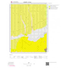 G30a4 Paftası 1/25.000 Ölçekli Vektör Jeoloji Haritası