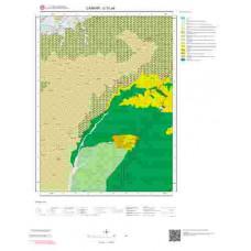 G31a4 Paftası 1/25.000 Ölçekli Vektör Jeoloji Haritası