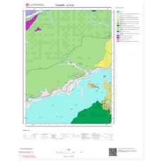 G31b1 Paftası 1/25.000 Ölçekli Vektör Jeoloji Haritası