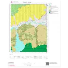 G31b2 Paftası 1/25.000 Ölçekli Vektör Jeoloji Haritası