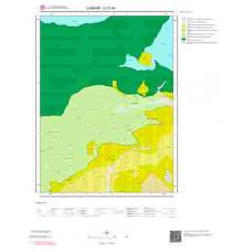 G31b4 Paftası 1/25.000 Ölçekli Vektör Jeoloji Haritası