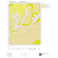 G31c1 Paftası 1/25.000 Ölçekli Vektör Jeoloji Haritası
