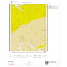 G31c3 Paftası 1/25.000 Ölçekli Vektör Jeoloji Haritası