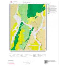G 31-d1 Paftası 1/25.000 ölçekli Jeoloji Haritası