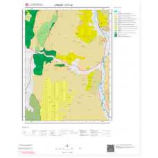 G 31-d4 Paftası 1/25.000 ölçekli Jeoloji Haritası