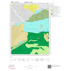 G32a1 Paftası 1/25.000 Ölçekli Vektör Jeoloji Haritası