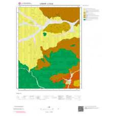 G 32-b3 Paftası 1/25.000 ölçekli Jeoloji Haritası