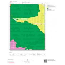 G 32-b4 Paftası 1/25.000 ölçekli Jeoloji Haritası