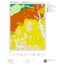 G 32-c2 Paftası 1/25.000 ölçekli Jeoloji Haritası