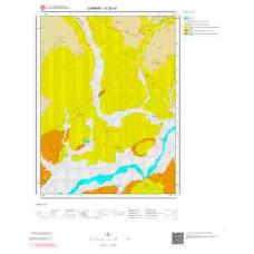 G 32-c4 Paftası 1/25.000 ölçekli Jeoloji Haritası