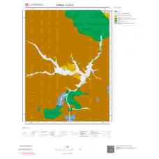 G33a1 Paftası 1/25.000 Ölçekli Vektör Jeoloji Haritası