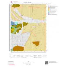 G 34-b4 Paftası 1/25.000 ölçekli Jeoloji Haritası
