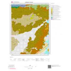 G34d2 Paftası 1/25.000 Ölçekli Vektör Jeoloji Haritası