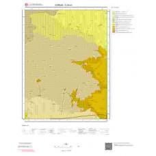 G35a1 Paftası 1/25.000 Ölçekli Vektör Jeoloji Haritası
