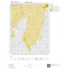 G35a4 Paftası 1/25.000 Ölçekli Vektör Jeoloji Haritası