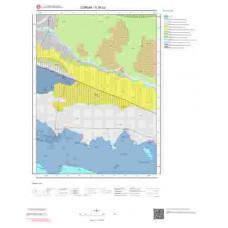 G35b2 Paftası 1/25.000 Ölçekli Vektör Jeoloji Haritası
